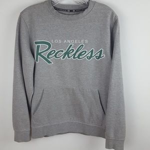 Young & Reckless Crew Neck